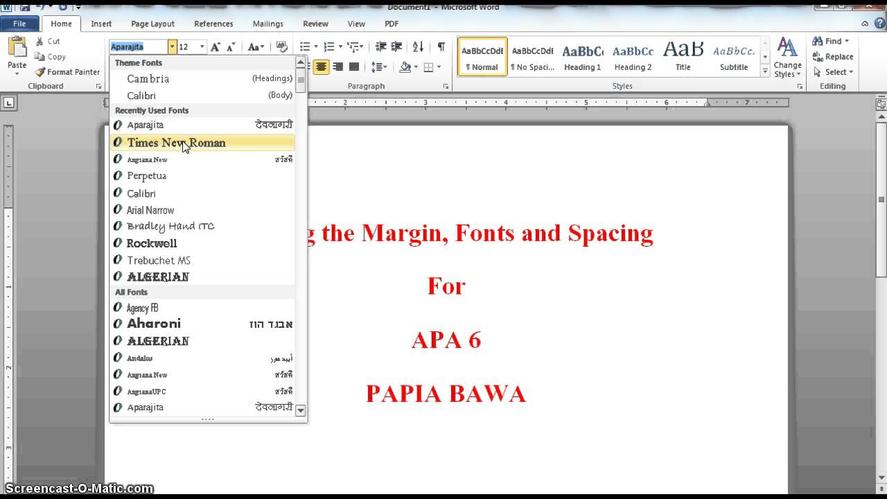 cite any document in apa style format  6th ed   guide