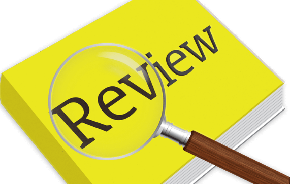 Writing service reviews