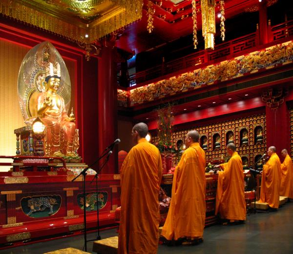 Daily Life as A Buddhist Monk Essay