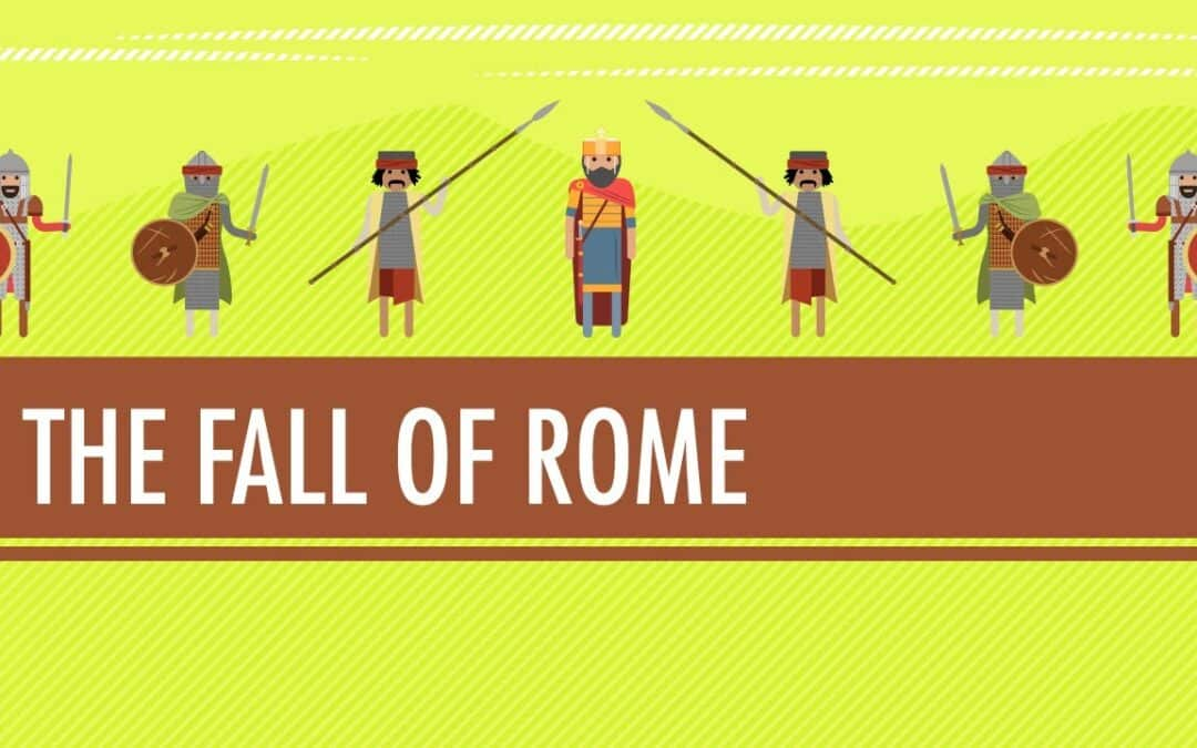 Causes To The Roman Empire Fall Essay